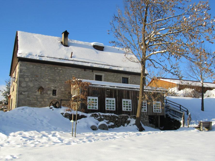 Mühle 2016