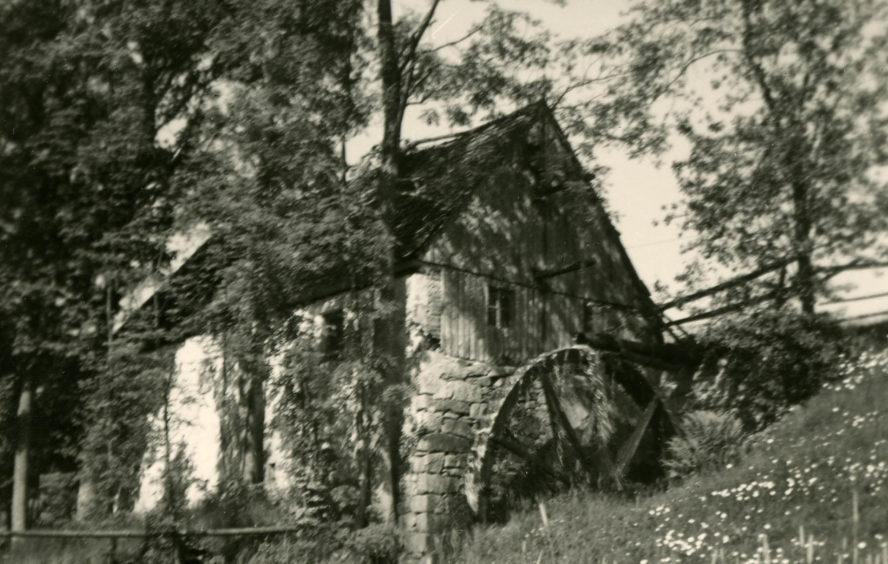 Mühle 1962