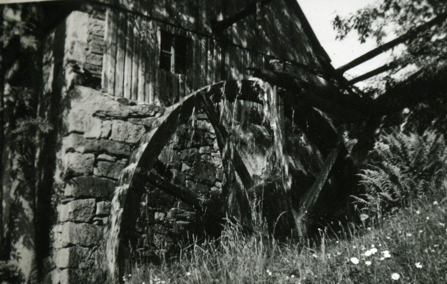 Mühle 1964