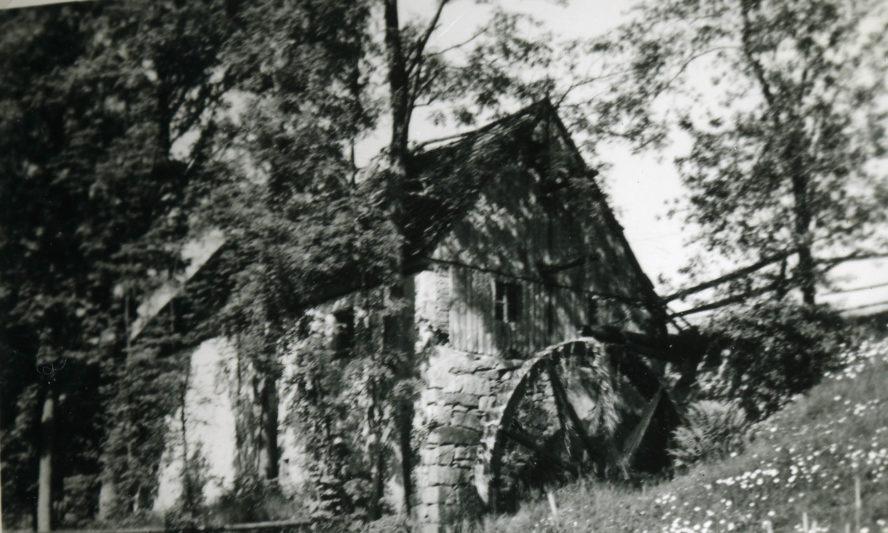 Mühle 1965