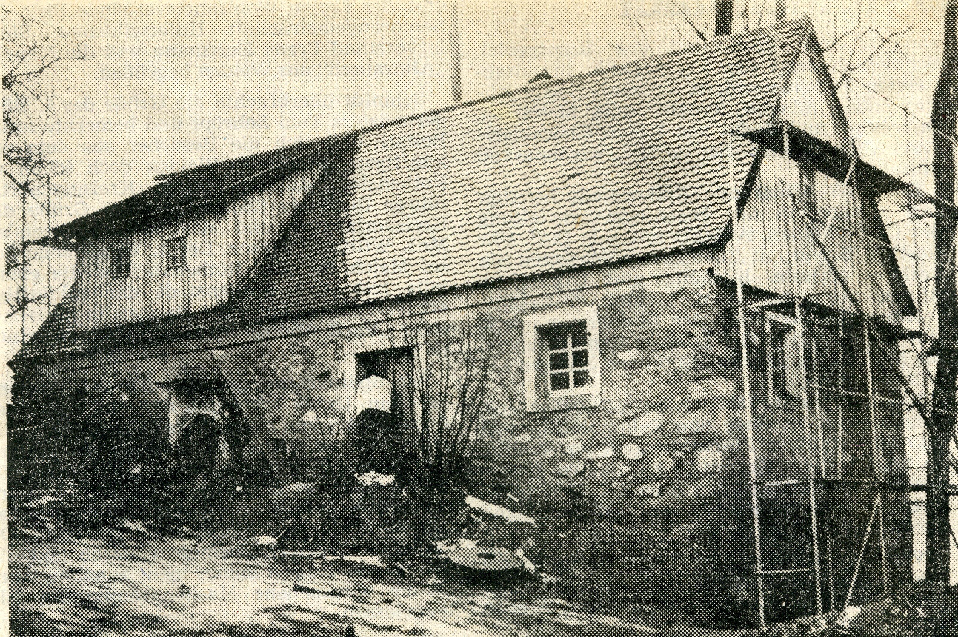 Mühle 1975